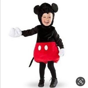 Size 18 Months Mickey Mouse costume.